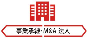 事業承継・M&A法人